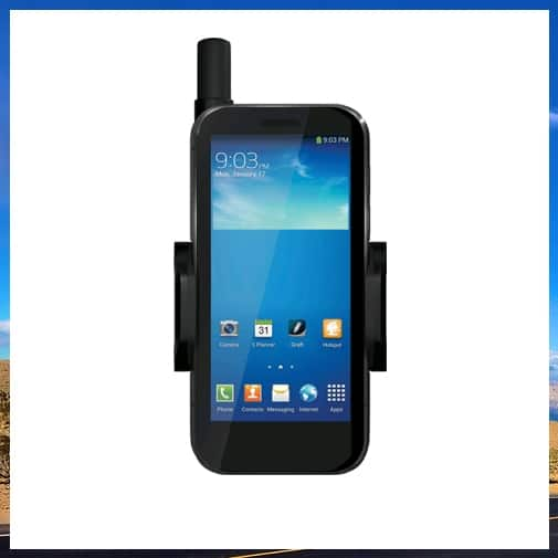 Satellite Smartphone Thuraya SatSleeve+