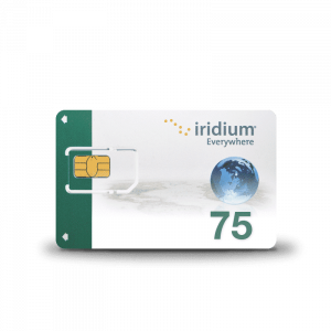 Iridium everywhere 75