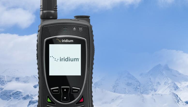 Iridium extrem
