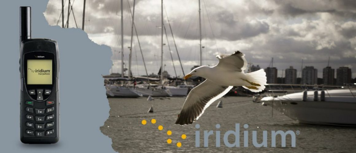Iridium 9555 viajeros