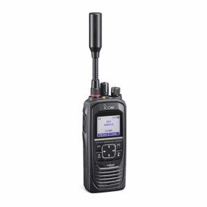 Radio par Satellite IC-SAT100 Iridium PTT Push to Talk