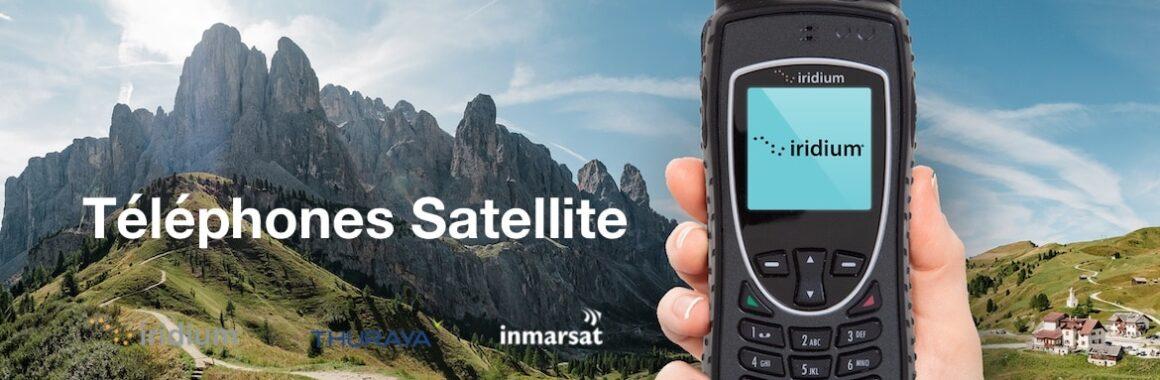 Telephones Satellite