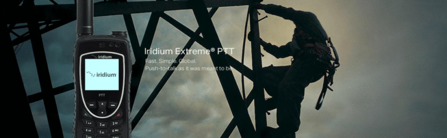 Iridium Push to Talk